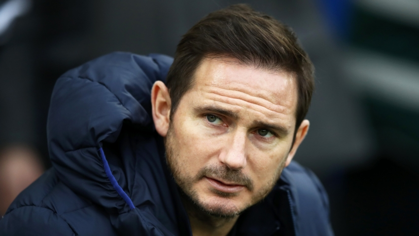 Lampard laments Chelsea's missed chances