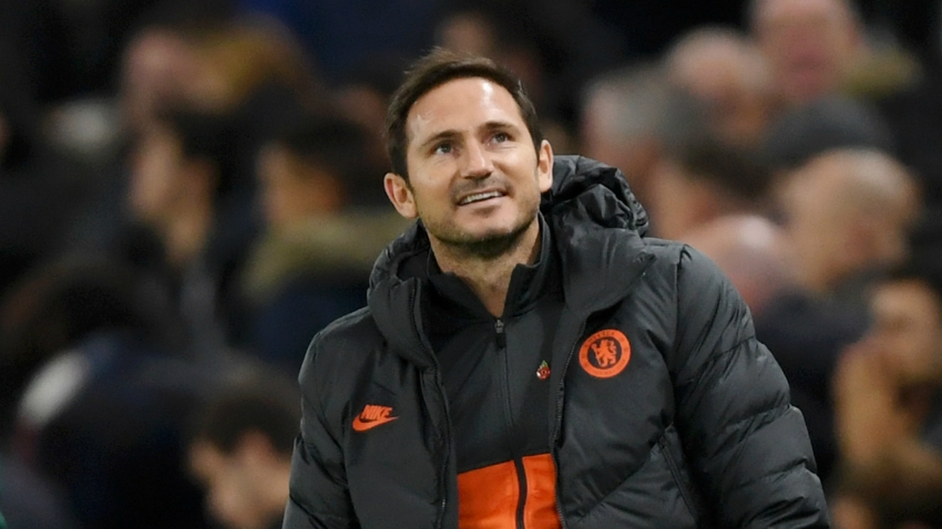 Chelsea boss Lampard opens up on 'awkward' pre-match superstitions