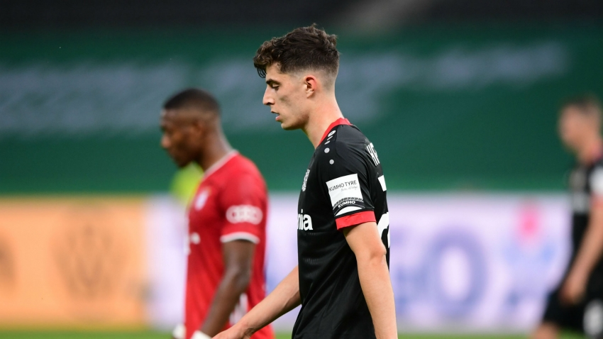 Kai Havertz clockwatch: In-demand Leverkusen star suffers DFB-Pokal final misery