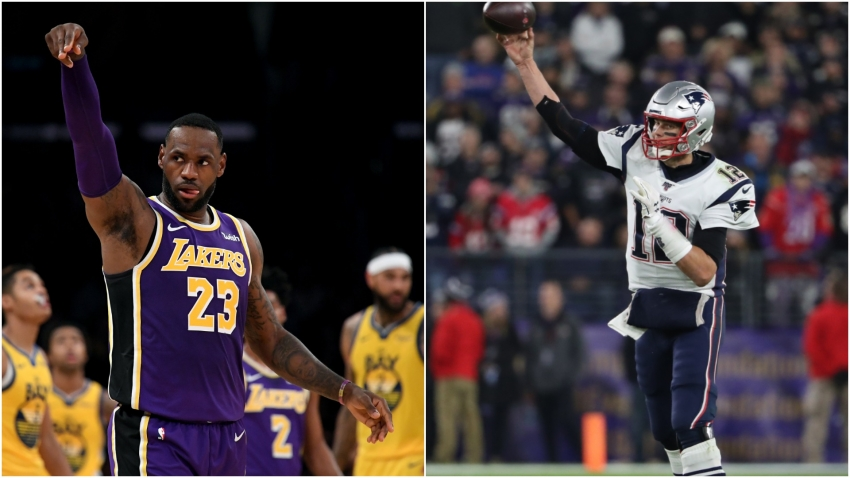LeBron James: Tom Brady and I are one in the same