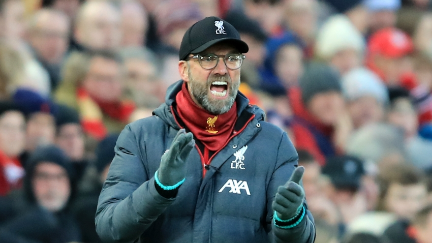 Klopp 'couldn't imagine' Liverpool departure in 2022