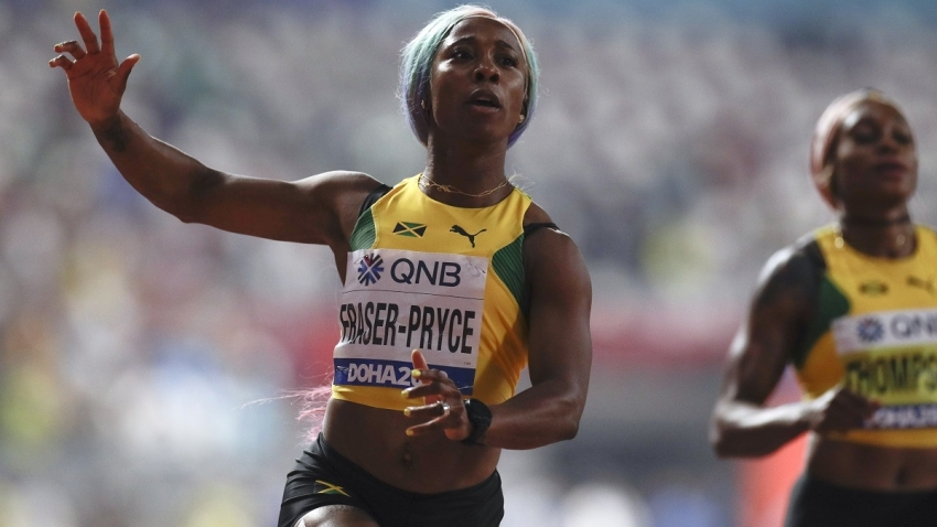 Fraser-Pryce makes shortlist for Female Athlete of the Year award