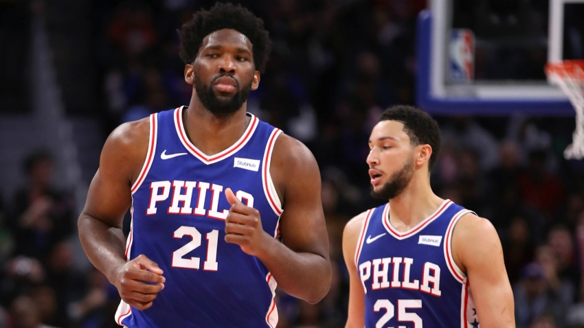 Embiid says he can 'accomplish something special' with Simmons amid trade rumours