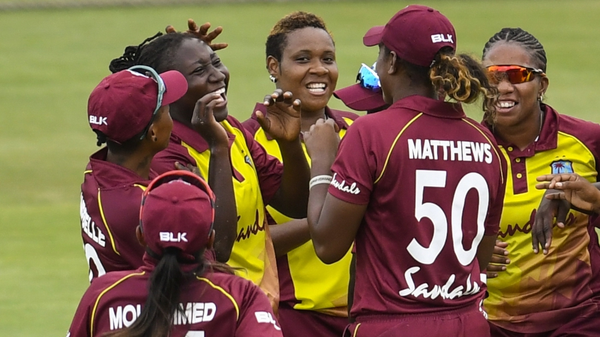 Windies women bowl their way to 17-run T20 win