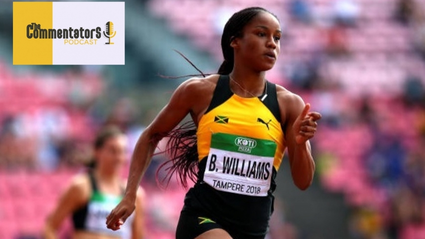 Can Briana Williams still make Jamaica's team to the World Championships?