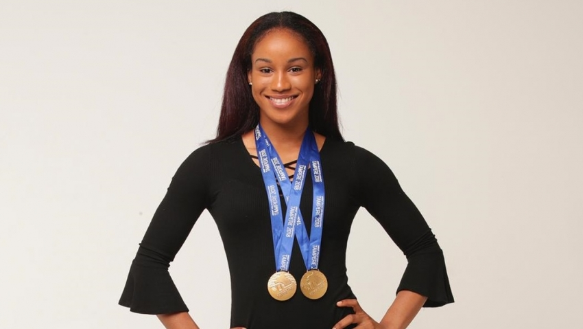 Briana Williams is Track & Field News High School Girls Athlete of the Year