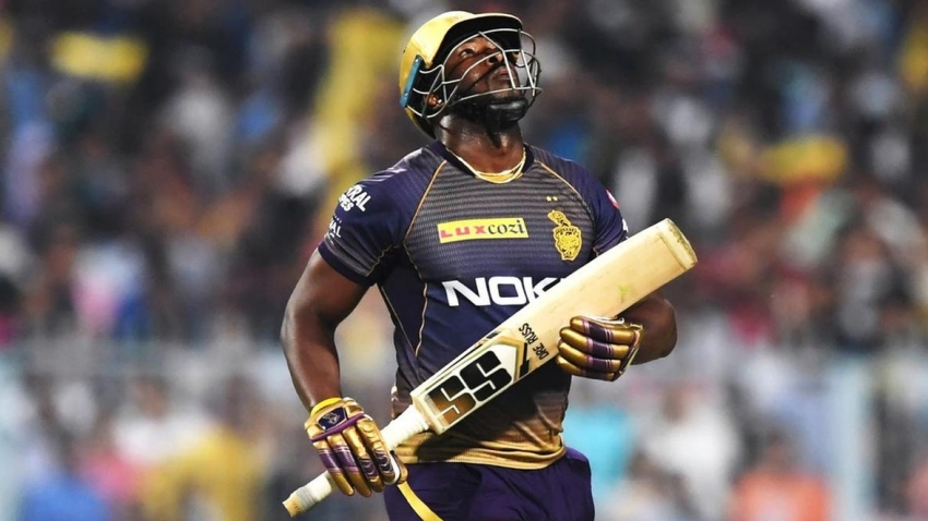 'He hasn't improved his game' - former India spinner believes Russell could be liability for KKR