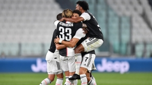 Juventus win Serie A: The ninth straight Scudetto in Opta stats