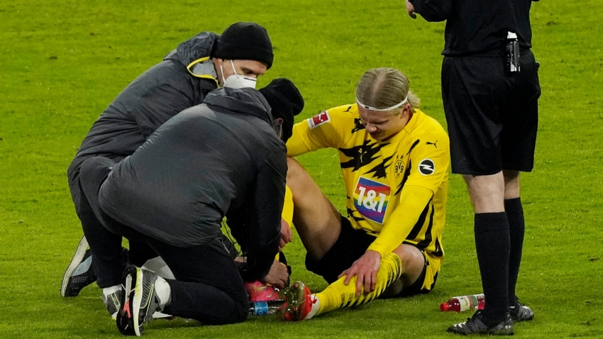 Haaland sub to protect Dortmund star ahead of Champions League action