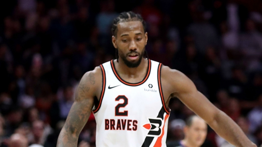 Kawhi shocked NBA published details of knee injury