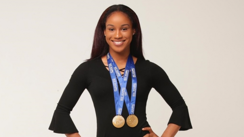 Briana Williams nominated for prestigious 2019 Laureus Sports Breakthrough Award