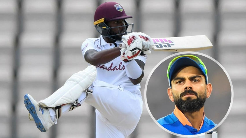 'Face more balls, score more runs' - How simple advice from batting star Kohli helped WI batsman Blackwood