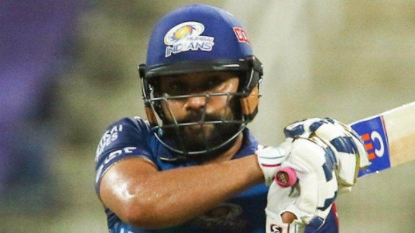 Rohit Sharma reaches IPL milestone as Mumbai Indians overcome Kings XI