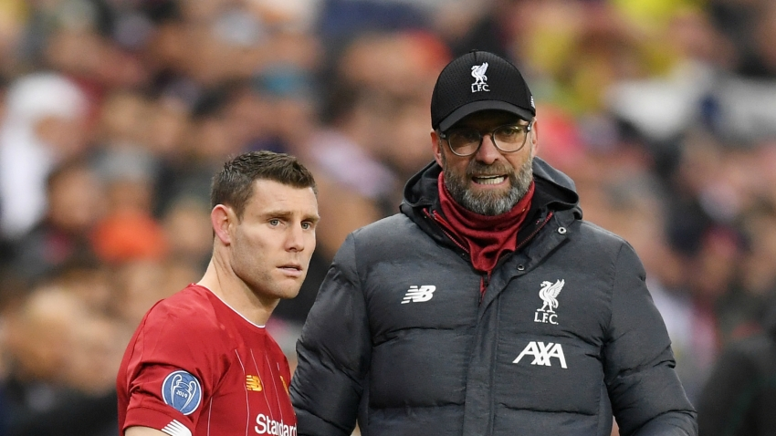 Milner admits he could have left Liverpool as he opens up on life under Klopp