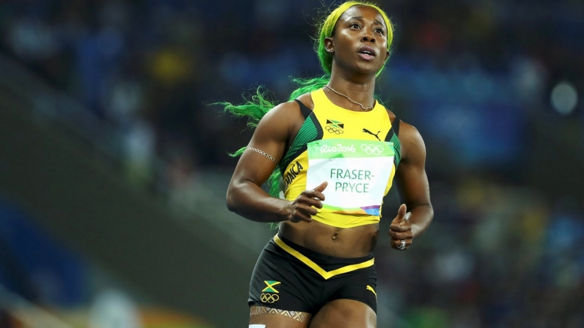 Fraser-Pryce gets the better of Thompson-Herah in quick Velocity Fest 100s