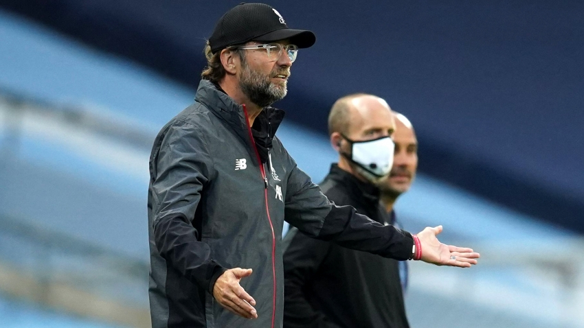 Klopp on anger after Man City defeat: I've had so many setbacks