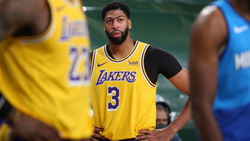 Lakers' Davis could return for Jazz series after being cleared to resume on-court activities