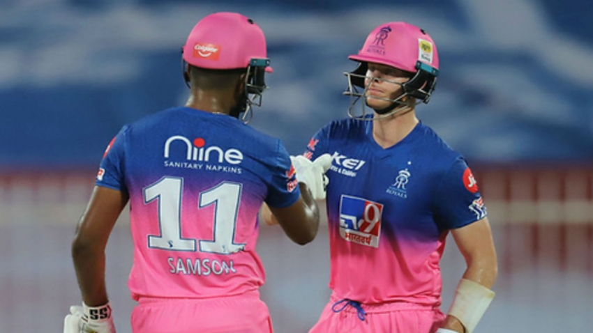 Samson & Smith see Rajasthan to victory in record-tying clash with CSK