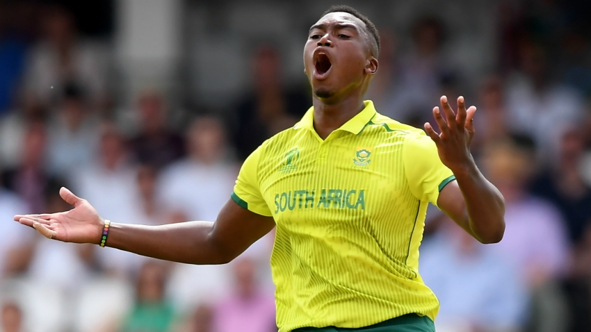 Proteas paceman Ngidi set to miss Boxing Day Test