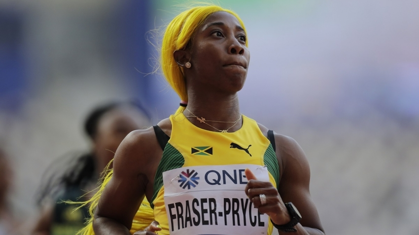 Fraser-Pryce dreams of final World Champs appearance 'close to home'