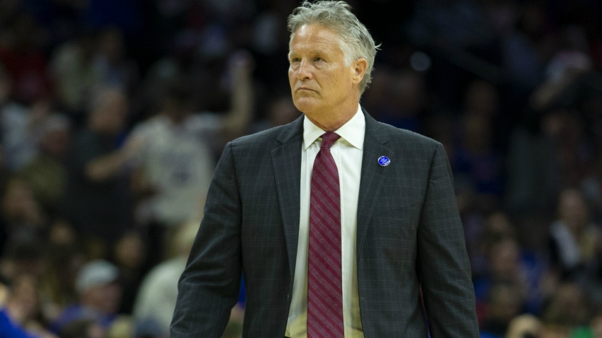 76ers coach Brett Brown to lead Australia at 2020 Olympic Games
