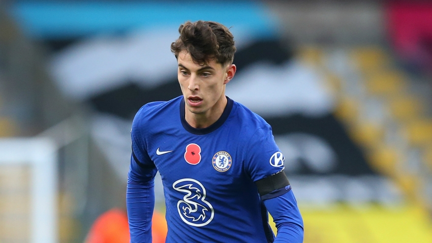Havertz can be 'world class' if given time at Chelsea - Rolfes