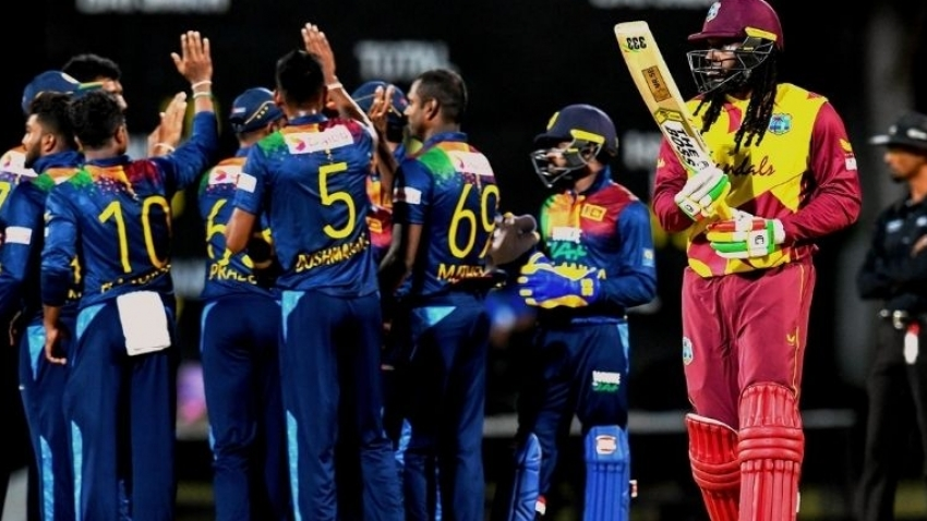 Hasaranga, Sri Lanka spinners mystify Windies to level T20 series