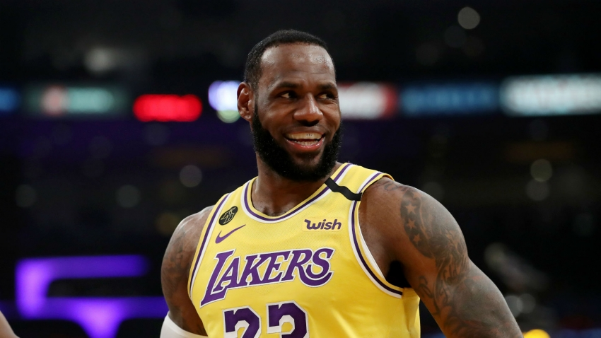 LeBron James won't wear social justice message on jersey
