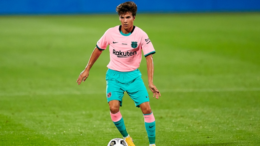 Riqui Puig should leave Barcelona on loan – Koeman