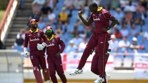 Carlos Brathwaite confident West Indies can level ODI series against India
