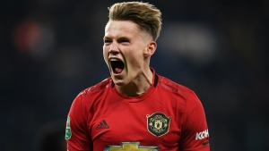 McTominay is a Man United leader – Solskjaer