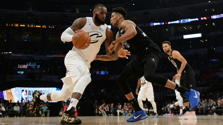 LeBron James & Giannis Antetokounmpo lead 2020 NBA All-Star selections