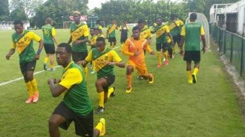 CONCACAF Olympics qualifiers under way - St Kitts and Nevis hope to spring surprise