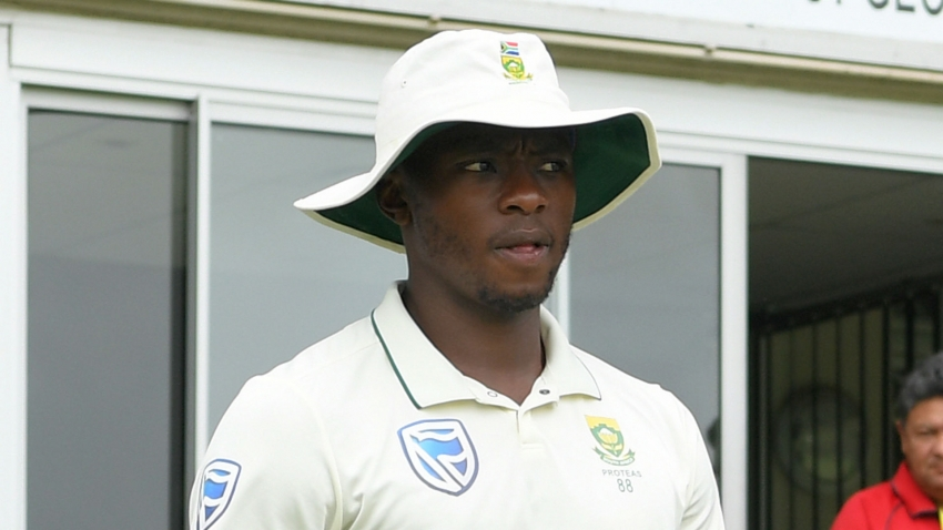 "Rabada compares South Africa's bio-secure envrionments to ""luxury prisons"""