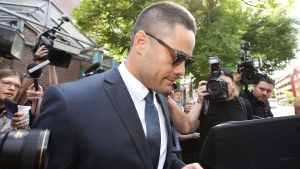 Hayne jailed for sexual assault