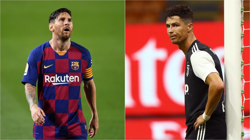 Messi and Ronaldo return to Champions League duty carrying Barcelona and Juventus like never before