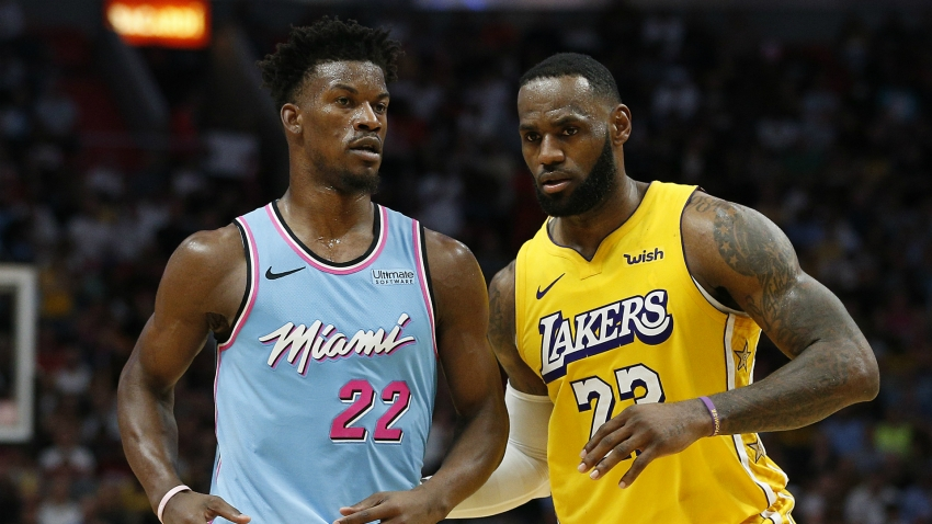 LeBron James the ultimate test and Heat have to be near perfect to beat Lakers - Butler