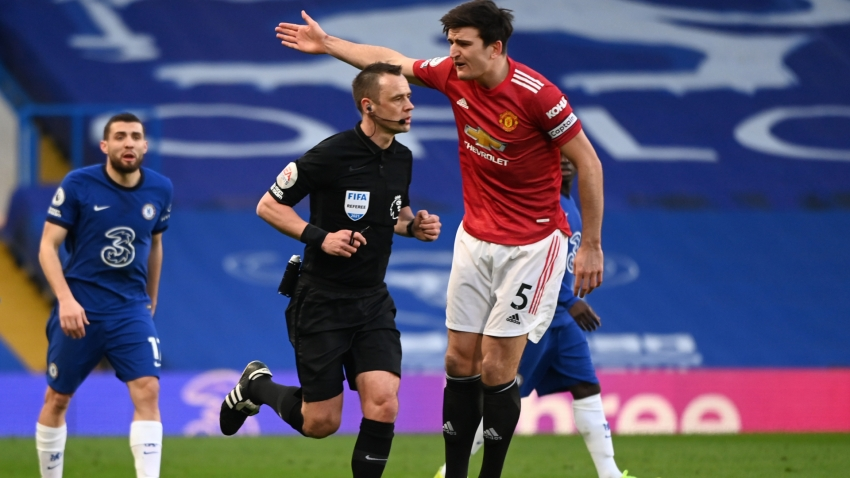 Shaw: Referee told Maguire that giving a penalty would 'cause a lot of talk'