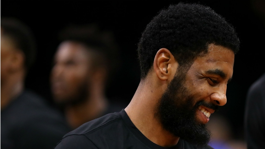 Nets' Irving won't face Lakers due to facial fracture