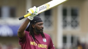 Windies talisman Chris Gayle.