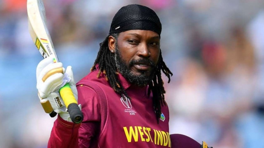 Gayle not 'available' for Afghanistan series but chief selector Harper insists focus to be on youngsters