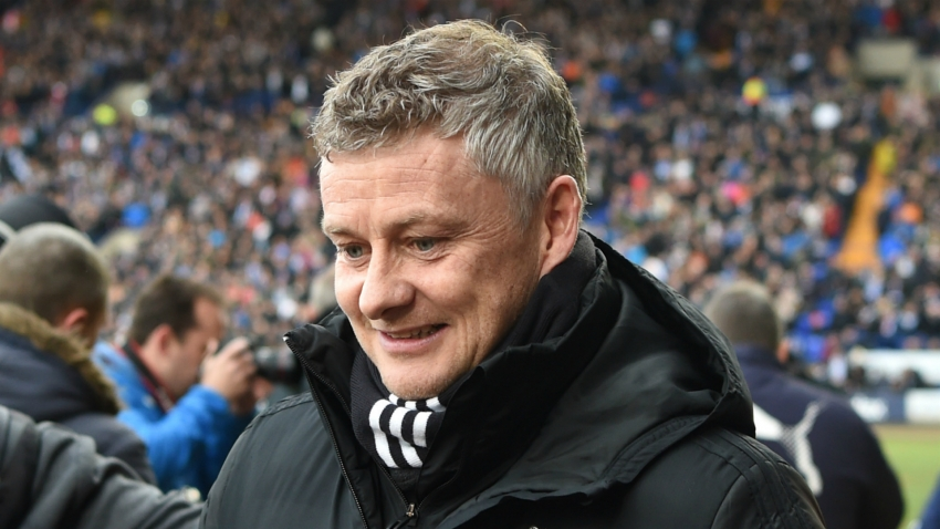 Coronavirus: Solskjaer tells Man Utd forwards to work on finishing during break