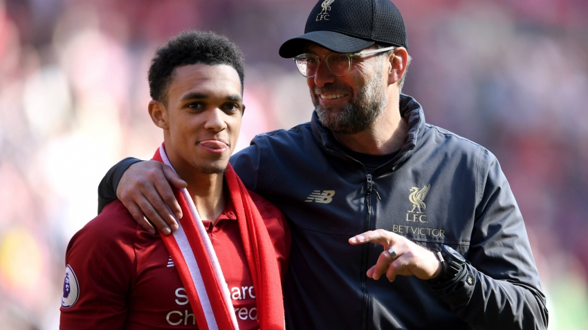 Alexander-Arnold credits Klopp with positively influencing life beyond football