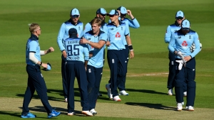 Willey's five-for sets the tone in straightforward England win
