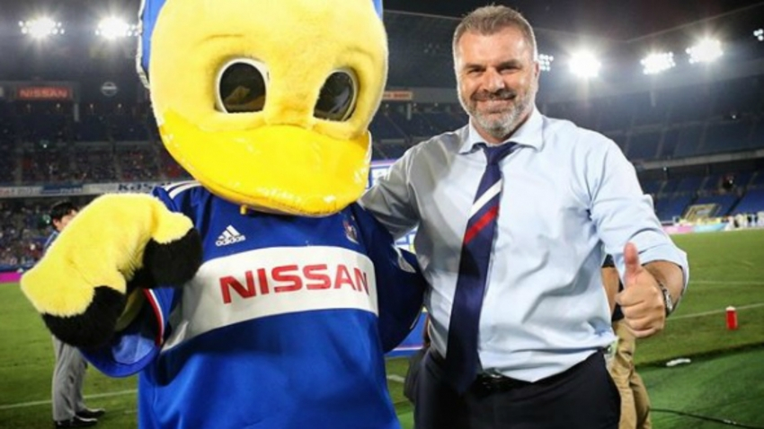 Postecoglou leads Man City-linked Yokohama F.Marinos to first league title in 15 years