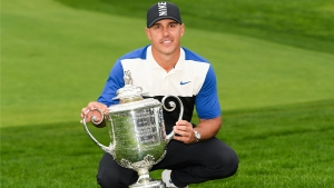 Koepka edges McIlroy to win second straight PGA of America Player of the Year Award