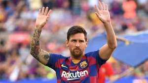 Messi vows to listen to his body to prolong Barcelona career