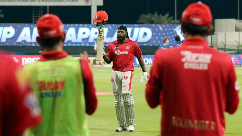 Gayle reaches career milestone but Royals reign over Kings XI