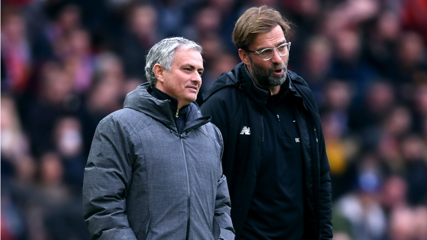 Klopp contract 'positive news' for Premier League, says Mourinho