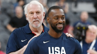 FIBA World Cup 2019: Team USA ready to learn from, play for 'legend' Gregg Popovich